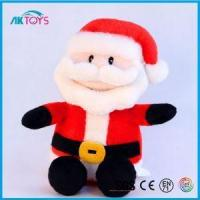 Quality Good Selling,christmas Gift,children Most Liked Plush Santa Claus Doll Stuffed Toy for sale