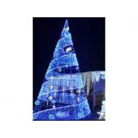 Quality 2015 New Design led wrought iron christmas tree for sale