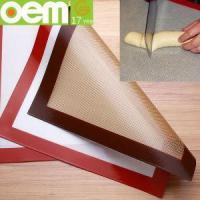 Quality Food Grade Silicone Bakeware Mat,food Grade BBQ Grill Mats,Silicone Baking Mat for sale