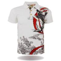 Buy cheap 2016 custom made unisex ecru white polo shirts from wholesalers
