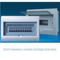 Quality Wholesale and High Quality Low Voltage PZ30 Terminal Electrical Power Distribution Box/Cabinet/board for sale