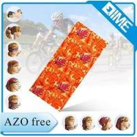 Buy cheap Bicycle Accessories China Sublimation Polyester Face Mask from wholesalers