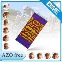 Buy cheap China Suppliers Multi Color Sublimation Bandana from wholesalers