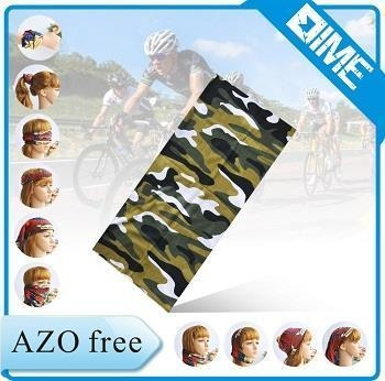 China Fashion Accessories For Men 2016 Cheap Sublimation Bike Neck Warmer