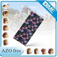 Buy cheap Outdoor Sport Product Sublimation Multifunctional Custom Bandana from wholesalers