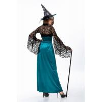 China Womens Pretty Potion Witch Halloween Costume Fancy Dress Outfit Adult on sale