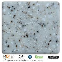 Buy cheap KOREAN Acrylic Artificial Marble Sheet from wholesalers