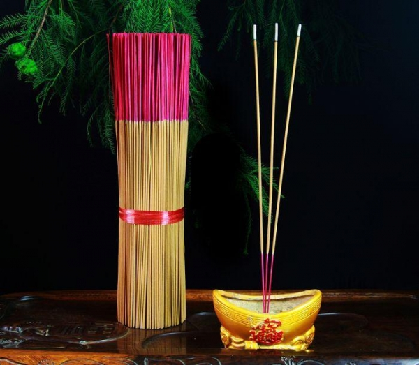 China Chinese Hot Sale Handmade Unscented Raw Incense Sticks With Cheap Factory Price