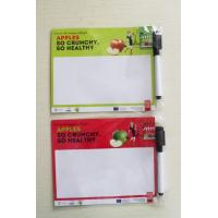 Buy cheap Magnetic Whiteboard Portable Dry Erase Accessories for Fridge from wholesalers