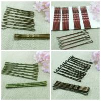 Buy cheap colorful hair bobby pin from wholesalers