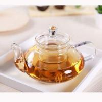 Buy cheap Promotion Teaware 1 Litre Pyrex Infuser Glass Teapot from wholesalers