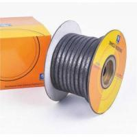 Buy cheap china Flexible Graphite Packing with Carbon Fiber Corners & Ring product
