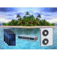 Buy cheap ACDC On Grid Hybrid Solar Air Conditioner Duct Type Space-saving from wholesalers