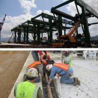 Buy cheap Crane Rail Installation Services product