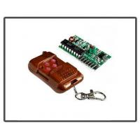 Quality Module Board IC 2262/2272 315MHZ 4 Channel Wireless Remote Control Kits 4 key for sale