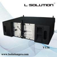 Quality VT36 3 Way 10 Inch Passive Outdoor Line Array System for sale