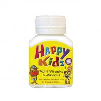 Quality Happy Kidz Multivitamins & Minerals 60s for sale