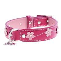 Quality Lucy Leather Dog Collar for sale