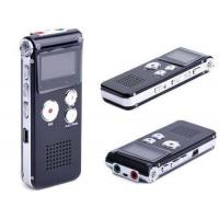 Quality Multi-functional high quality digital voice recorder with mp3 playing for sale