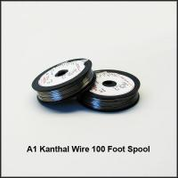 China Rebuildable Atomizer A1 Kanthal Wire 100 Foot Roll (28 Ga) on sale