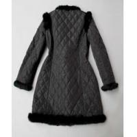Buy cheap PD-2 Women winter jacket with rabbit fur collar from wholesalers