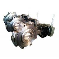 China High-performance Butt-type/Flange Connection Metal Seal Electric Double-eccentric Butterfly Valve on sale