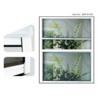 Quality Pvc Retractable Roller/rolling/roll Up Fly Screen Window for sale