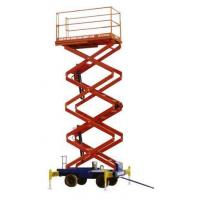 Buy cheap Scissor Lift Aerial Working Platform For Indoor Installtion And Maintenance from wholesalers