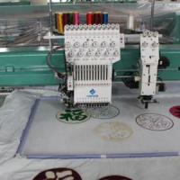 Quality Dribbling Embroidery Machine Lightweight Design Exquisite Pattern Quilt for sale