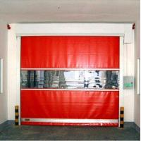 Quality PVC High Speed Industrial Doors for sale