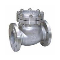 Investment casting stellite 6 control valve cage for check valve
