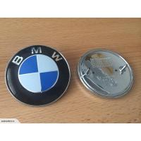Quality Replacement BMW Badge 73mm BOOT or BONNET for sale