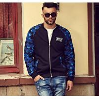 Quality Autumn Mens casual jacket with new design printed in wholesa for sale