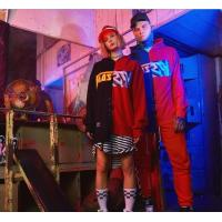 Quality Couple hip hop new design hoodies in wholesale for sale