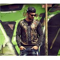 Quality Autumn Mens sweatshirt with new design printed in wholesale for sale