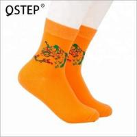 Quality Best novelty unique personality comic printed happy sock for sale