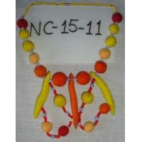 Buy cheap Wool Felt Necklaces Necklace NC-15-11 from wholesalers