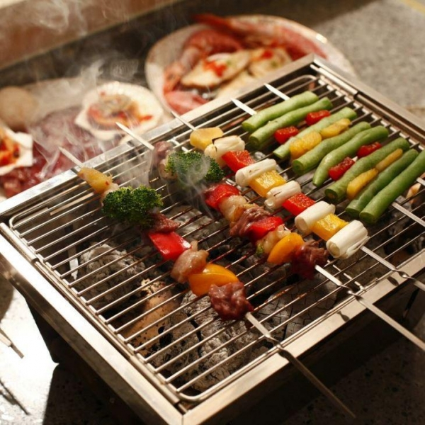 Buy Indoor Charcoal BBQ Grill at wholesale prices