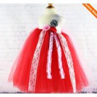 Buy cheap Kids girls evening dresses party girl dress tulle tutu dress from wholesalers
