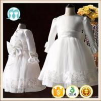 Quality baby girls design dresses of party clothings for children 10 years old for sale
