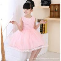 Quality 2015 flower pattern girls party dresses 2-16 years old fashion children frocks designs latest for sale