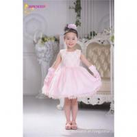 Quality 2015 beauty picture of children casual dress for baby girl for sale