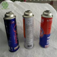 China Portable Butane Gas Canister on sale