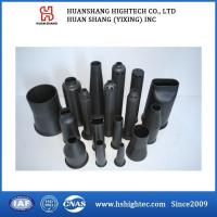 Quality Reaction Bonded Silicon Carbide SiSiC Spray Burner Tube for sale