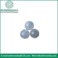 Quality Plastic Hollow Floatation Ball Plastic Hollow Floatation Ball for Tower Packing for sale