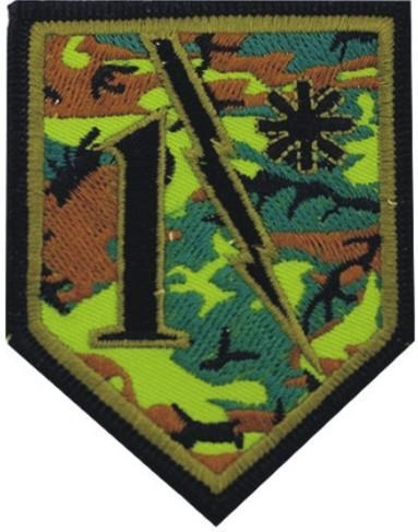 China Camo Patches AAE 436