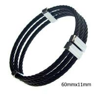 China Cheap cable Bandgle braceelts For Women ,#CY0050 on sale