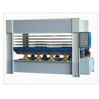FACEING MACHINERY HOT PRESS FOR FACE BOARD