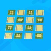 Buy cheap PCB Aluminum nitride ceramic substrate from wholesalers