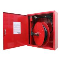 Buy cheap High pressure water mist fire hose reel cabinet |fire protection equipment from wholesalers